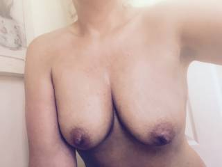 mmmmmmmm your nipples invite you to lick and suck