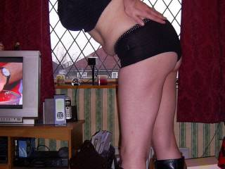 I\'m ready for my spanking now - Any offers?