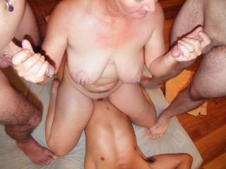 wow all these cocks but still wish i had a few more!! interested??
