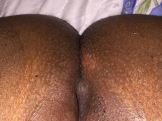 Just finished cumming