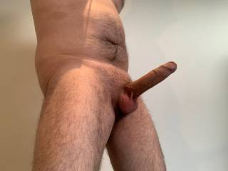 Got nice and hard, what do you think happened next?