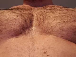 Love my nipple clamps! Tug, pull.....