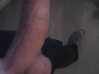 beautiful cock love it  pull back the skin and shoot us a load