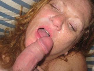 My lover is a sex freak and he lets my hubby know that he\'s going to fuck my ass and mouth and that he\'s going to shove his cuck face in his cum and make him eat it out