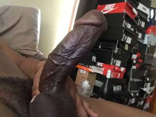 I Need this big cock wet and sat on
