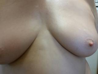 Do you like erect nipples? What would you like to do with them?