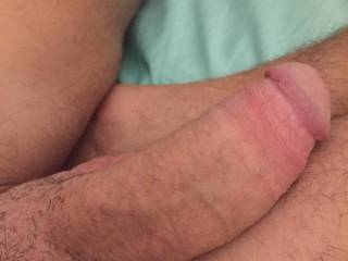 Flaccid after 5 hours of fucking.