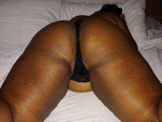 would you put your face in between these chocolatey cheeks?