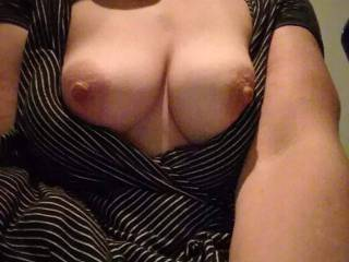Nice young titties