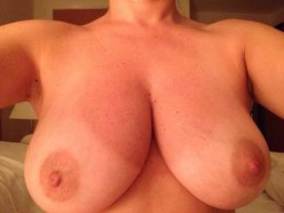 I'm sorry, tits just don't really get much better than these!! (@) (@)