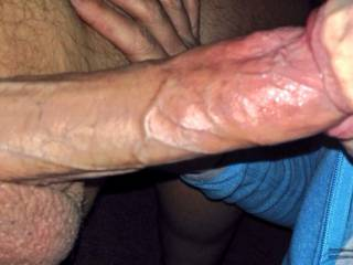 BEAUTIFUL 😃 we love how you tackle his FAT HARD COCK 😃