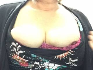 Dovegush loves showing off her tits and ass for men to cum over....