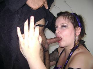 can I be next? I'd love to be part of a gang bang with her sexy ass!!!