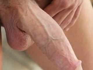 Great pic of your hot cock and balls. You're giving me a nice hard-on.