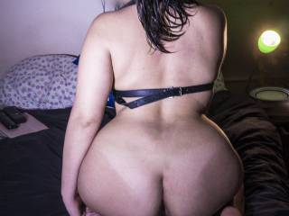 Curvy ass