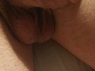 A series of close up balls pics.. Nice and full, hanging loose.. Ready