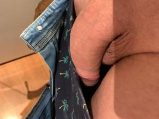 Just dropped my pants, hope you like it?!