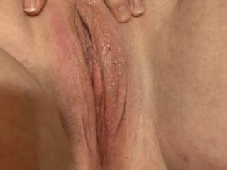 I get soaked thinking of my boyfriend sliding his delicious hard cock deep in me.