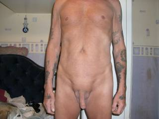 not a bad body for a mature guy what do u say