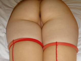 Danielle\'s delicious ass and pussy once again...