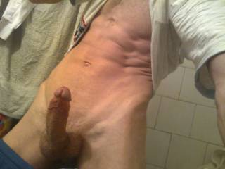 Very hot.....long, thick, big mushroom head...makes my mouth water and my tight virgin ass pucker....please fuck both hole hard and fill both with your hot cum