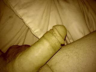 Very nice big fat uncut cock. Very suckable