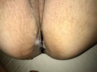 Who wants to lick the cum