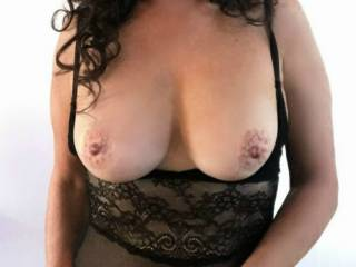 Who likes my big bumpy nipples?