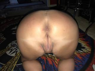 big ass and pussy