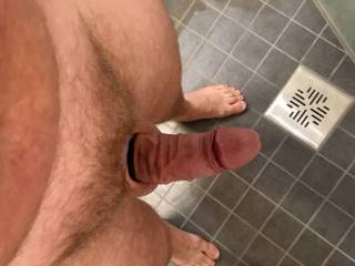 I need someone lick my uncut cock, taint and hairy ass