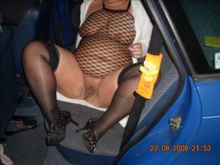 mmmmmmmmmmmm  where can I see you in the car in that position?  I would love to fill the position