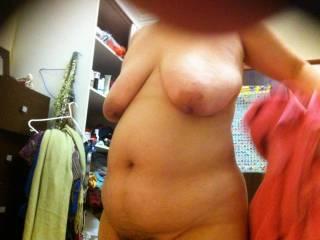 big saggy asian tits