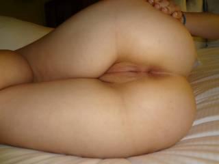 Danielle\'s tastey phat pussy