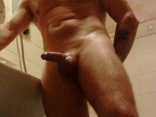 right on!! i can't see enough of this awesome uncut cock!!  got me slow jacking my 9 1/2 inch uncut cock to your pictures!!!!!!