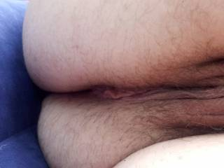 I hot pic of my wife\'s pussy and ass