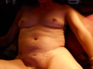 my mature, milf body