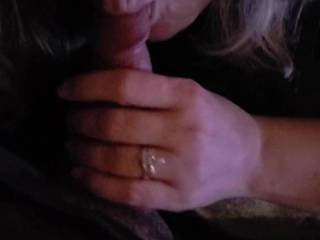 She loves sucking dick. Since our first two meetings with a couple zoig members, she loves it even more and wants to do it again, and more.