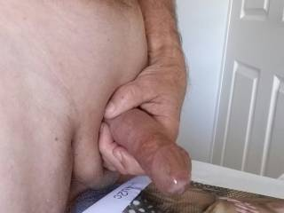 Tribute for 4u2c. MMM I enjoyed coating your pussy, wish it was for real. Hope you like and comment?