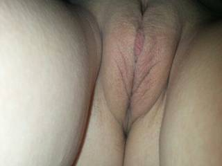 Perfect pussy. Would love to have my tongue exploring that sweet pussy