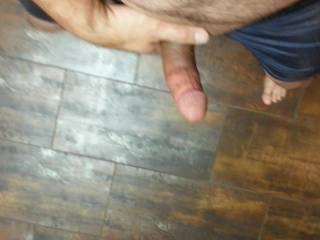 Hot cock, hot body, hot feet, hot load... love to listen to you cum
