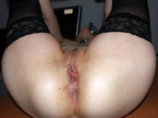 BEAUTIFUL-love to TONGUE fuck your asshOle tongue deeep and fuck your PUSSY balls deeeep -(o__o)- fill your love holes with CUM -O__O- xoxo