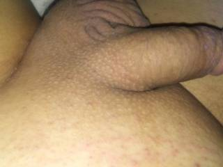 """Waiting on wife and her friend. Is 7"""" really small. I thought it was nice wgen hard"""