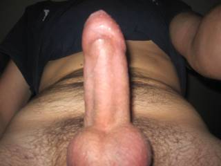 Balls and little dick :)