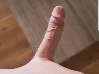 Semi hard dick