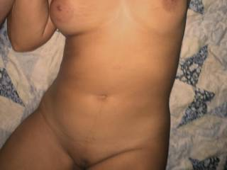Hubby wants to watch me getting fucked as I suck him. Would you like to be the one between my thighs?