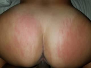 Who wants a spanking?
