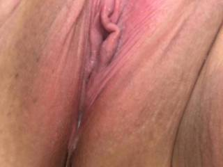 Looks even better when it's got cum dripping out of it