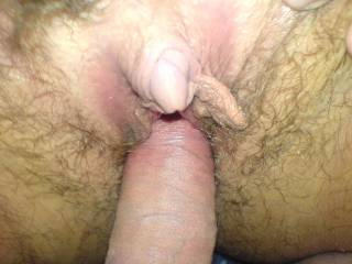 I'll suck his cock and your clit all at once! up fo it?