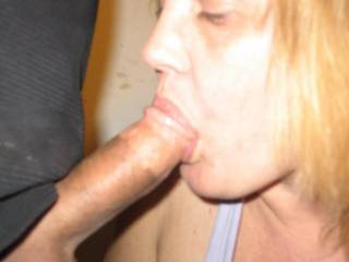 yum , sucking off coworker ,only because hes huge cock, dors that make me slut