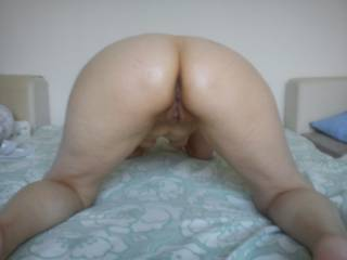 I'd love slide my cock in your wet pussy grab your hips and pound away mmm